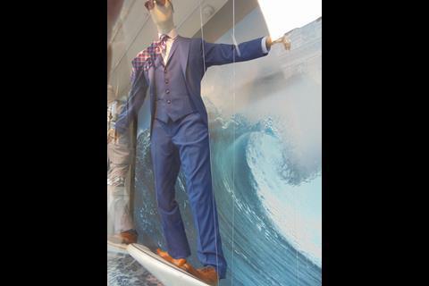 Store Gallery The Summer Visual Merchandising Heating Up London S West End Gallery Retail Week